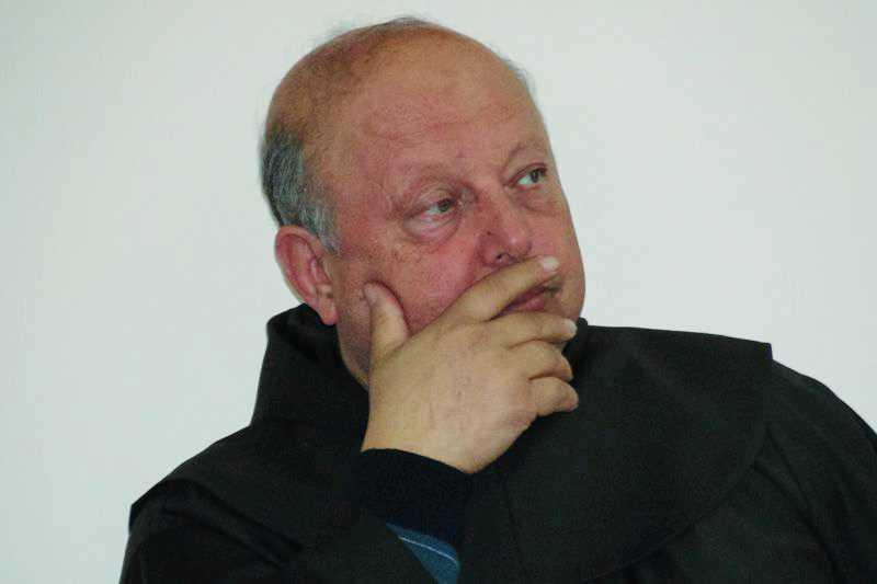 Franciscan Father Hanna Jallouf